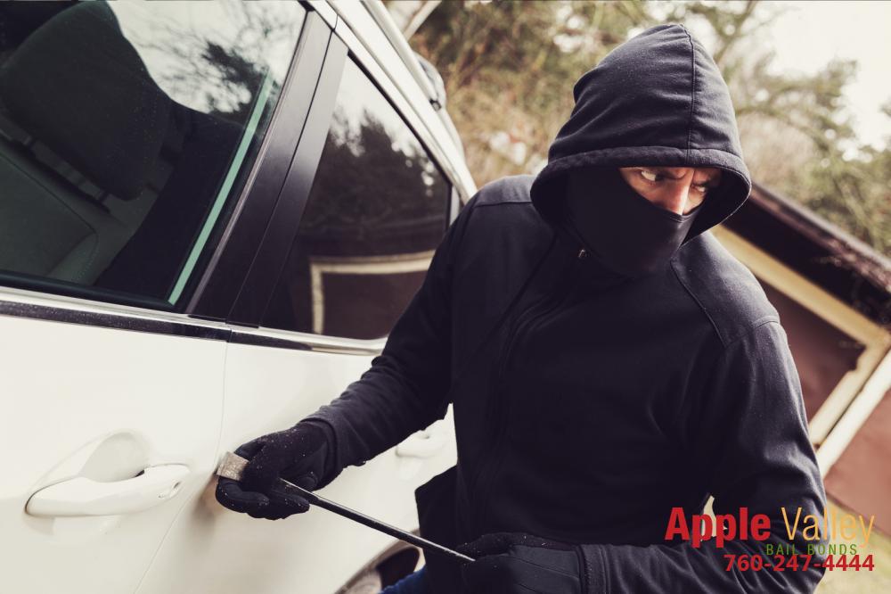 California Car Theft Laws